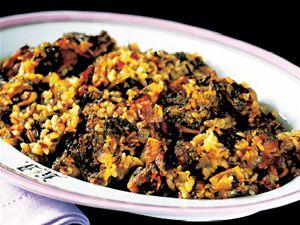 rýžový kuba