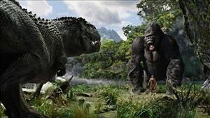 King Kong - King Kong v souboji