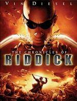 Riddick: Kronika temna - plakát