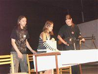 Parcon 2006, zahájení - vzpoura mladých