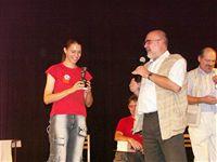 Parcon 2006, Edita Dufková přebírá Mloka