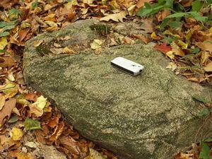 06 Bludný balvan - granit