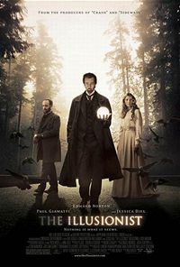 Iluzionista poster