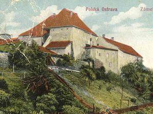 01 Ostravsk� hrad (1912)