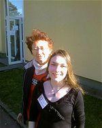 Trpaslicon 2007 - Rimsák a dcerka Dáša
