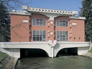elektrárna Háj u Mohelnice