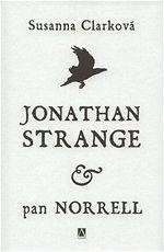Jonathan Strange a pan Norrell Clarke bílá