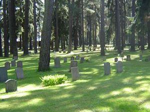 Asplundův lesní hřbitov 4