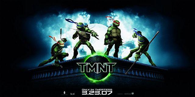 TNMT Želvy ninja 2